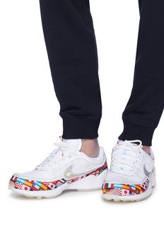 Nike 'Air Zoom Spiridon 16' flag print mesh sneakers