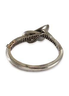 Aishwarya Diamond gold alloy serpent bangle