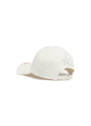 Figure View - Click To Enlarge - SMFK - 'Himalaya' slogan embroidered baseball cap