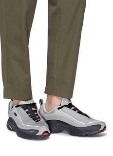 Reebok 'Daytona DMX' leather panel mesh sneakers