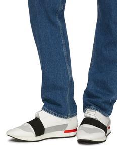 Balenciaga 'Race Runner' mixed panel sneakers
