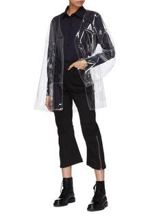 YAJUN Transparent unisex coat