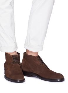 Vince 'Brunswick' suede Chukka boots