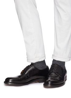 Doucal's 'Polo' Leather Derbies