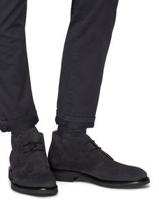 Doucal's 'Visone' Suede chukka boots