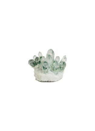 - LANE CRAWFORD - x Stoned Crystals crystal cluster –Phantom Quartz