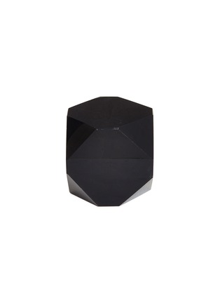 - LANE CRAWFORD - x Stoned Crystals Geo Gem –Black Hex Obsidian