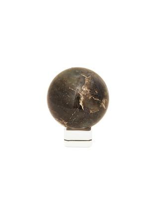 Main View - Click To Enlarge - LANE CRAWFORD - x Stoned Crystals Geo Gem –Borealis Labradorite