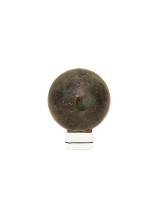 - LANE CRAWFORD - x Stoned Crystals Geo Gem –Borealis Labradorite