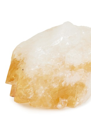 Detail View - Click To Enlarge - LANE CRAWFORD - x Stoned Crystals mini crystal –Citrine