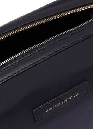 Detail View - Click To Enlarge - WANT Les Essentiels - 'Keyatta' zip pouch