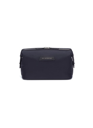 Main View - Click To Enlarge - WANT Les Essentiels - 'Keyatta' zip pouch