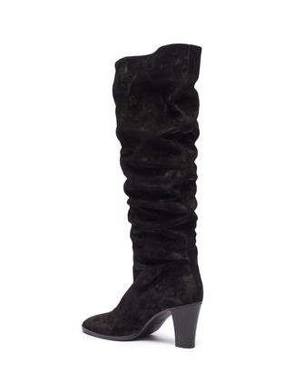 Detail View - Click To Enlarge - Vince - 'Casper' suede knee high boots