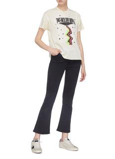 Sandrine Rose 'The Two Hundred' slogan graphic print T-shirt