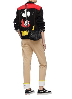 rag & bone x Disney Mickey Mouse graphic print unisex denim jacket