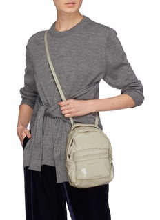 Stella McCartney 'Falabella GO' mini backpack