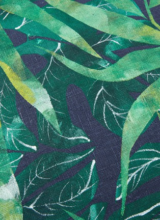 Detail View - Click To Enlarge - WRIGHT & SMITH - Botany cushion cover