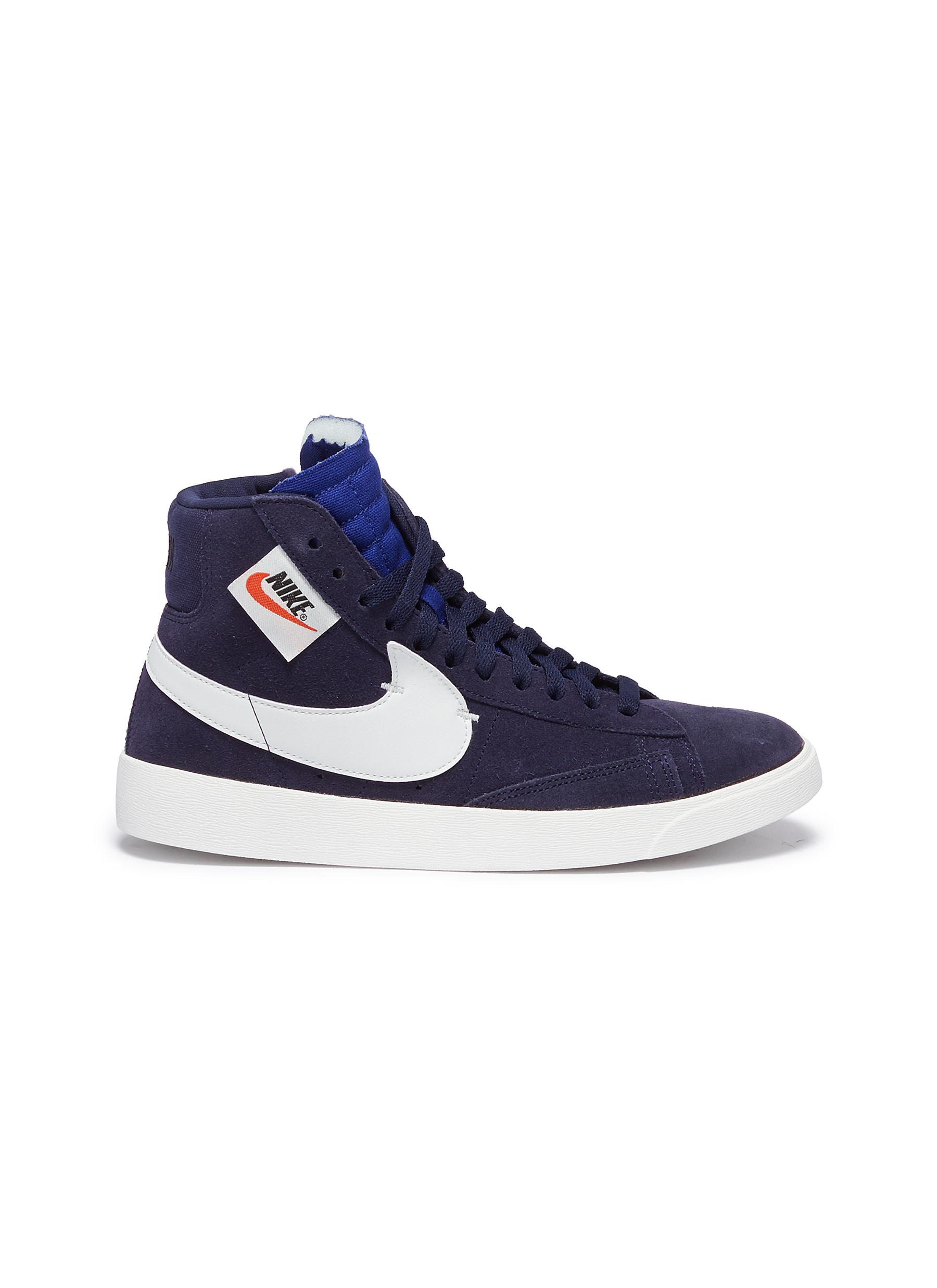 online store a28e0 a4586 ... denmark main view click to enlarge nike blazer mid rebel suede high  4913d 2cd58