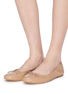 Sam Edelman 'Felicia' leather ballet flats