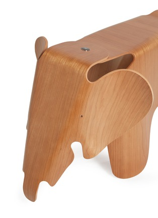 Detail View - Click To Enlarge - VITRA - Eames Elephant stool – Plywood