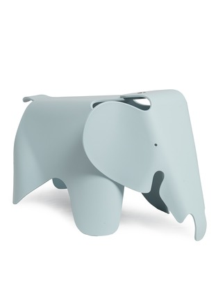 Main View - Click To Enlarge - Vitra - Eames Elephant stool – Blue
