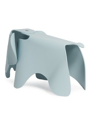 Figure View - Click To Enlarge - Vitra - Eames Elephant stool – Blue