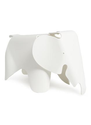 Main View - Click To Enlarge - Vitra - Eames Elephant stool – White