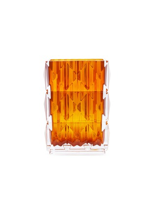 Main View - Click To Enlarge - BACCARAT - Louxor vase – Amber