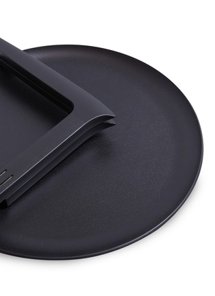 Detail View - Click To Enlarge - Republic of Fritz Hansen - Foldable tray table –Black