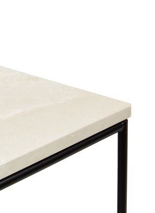 Detail View - Click To Enlarge - Republic of Fritz Hansen - Planner™ coffee table – Cream Marble