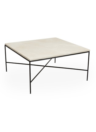 - Republic of Fritz Hansen - Planner™ coffee table – Cream Marble