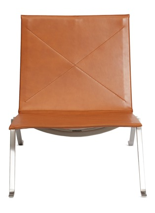 Main View - Click To Enlarge - REPUBLIC OF FRITZ HANSEN - PK22™ lounge chair – Walnut