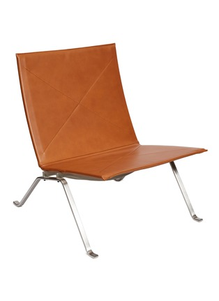 - REPUBLIC OF FRITZ HANSEN - PK22™ lounge chair – Walnut