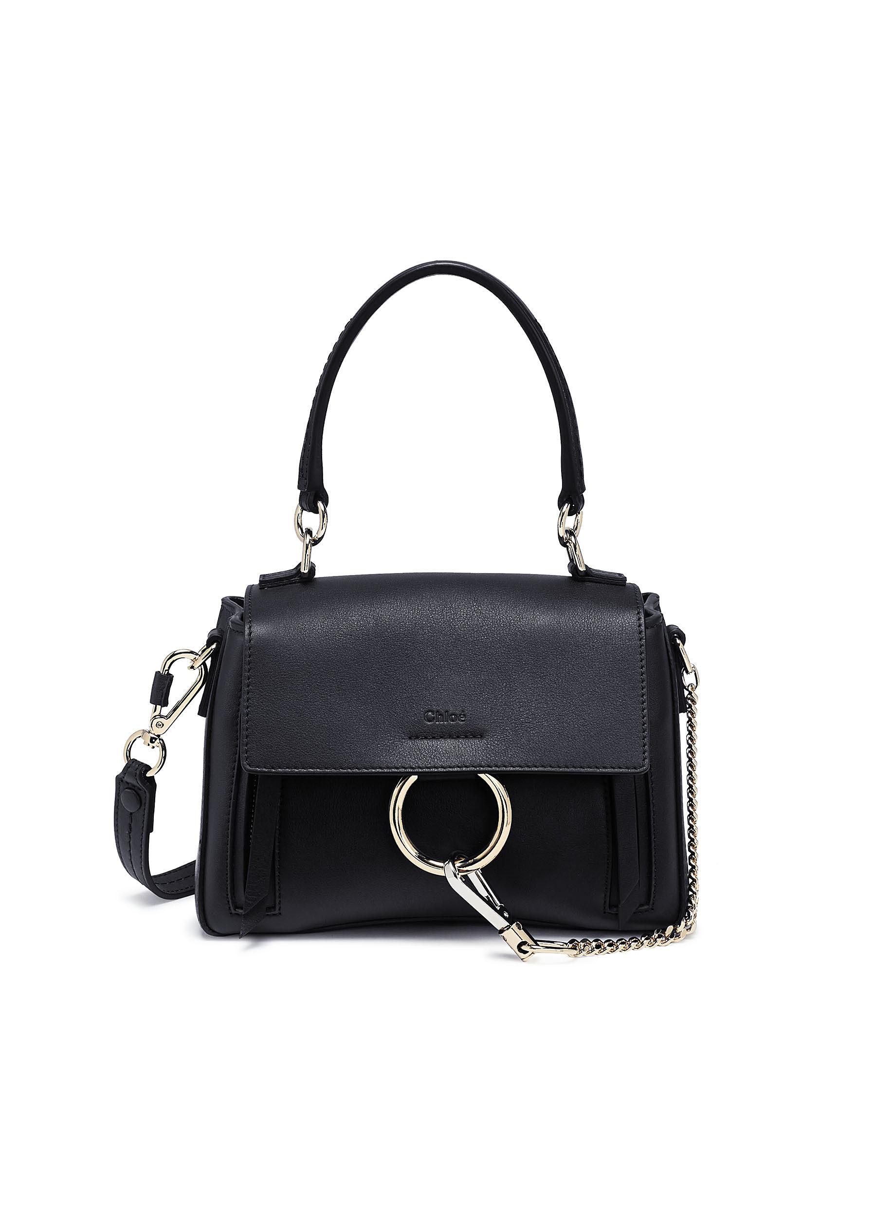 7f5177364c CHLOÉ | 'Faye Day' mini leather shoulder bag | Women | Lane Crawford