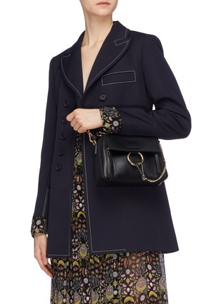 84a6e0211d 'Faye Day' mini leather shoulder bag