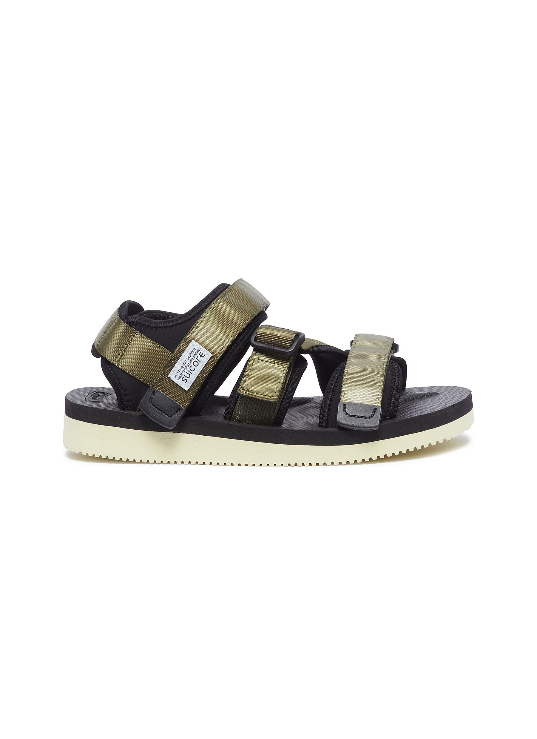 Kisee-V strappy sandals by SUICOKE
