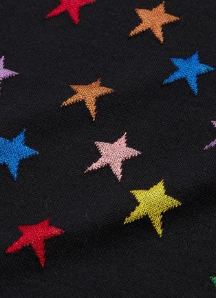 - ALICE + OLIVIA - 'Hayden' star intarsia knit dress