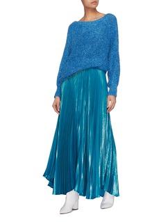 alice + olivia 'Katz' pleated skirt