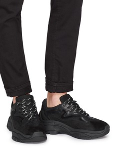 Ash 'Atomic' chunky outsole sneakers