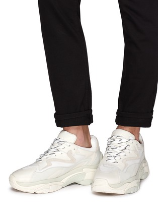 Figure View - Click To Enlarge - ASH - 'Atomic' chunky outsole sneakers