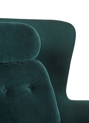 Detail View - Click To Enlarge - Republic of Fritz Hansen - Ro™ easy chair – Dato Green