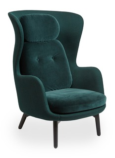 Republic of Fritz Hansen Ro™ easy chair – Dato Green