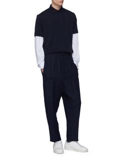 Jil Sander Jersey polo shirt
