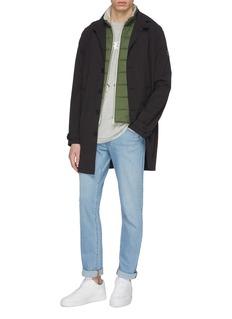 Ecoalf 'Alfred' water-repellent trench coat