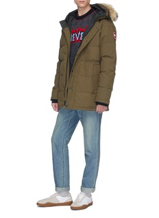 Canada Goose 'Carson' coyote fur hooded down puffer parka