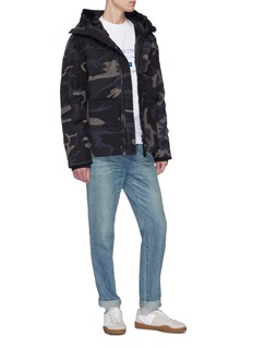 Canada Goose 'MacMillan' camouflage print down puffer parka