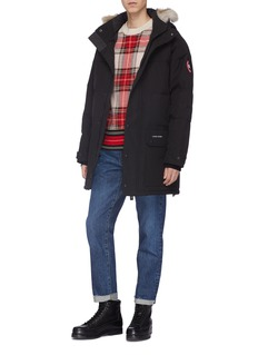 Canada Goose 'Emory' coyote fur hooded down puffer parka