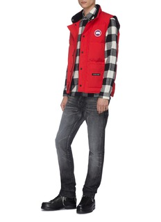 Canada Goose 'Freestyle Crew' down puffer vest
