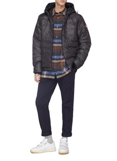 Canada Goose 'Lodge' packable hooded down puffer jacket