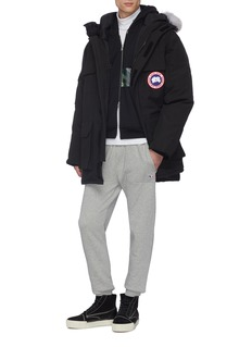 Canada Goose 'Expedition' coyote fur hooded down parka